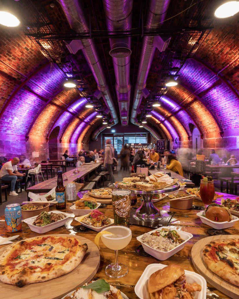 arch 2 +food